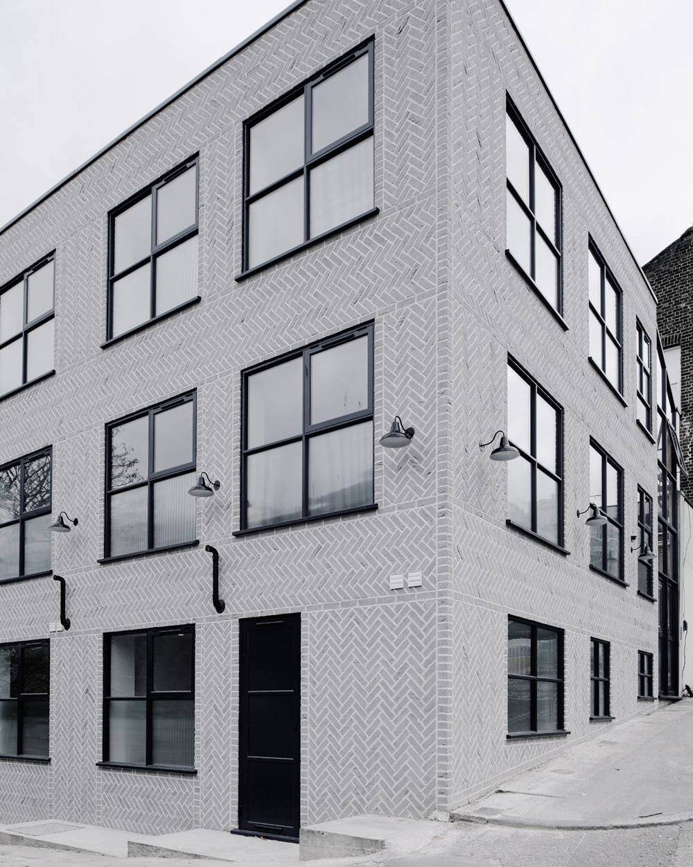 New Cross Lofts by Chan and Eayrs